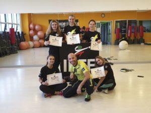Read more about the article Успешное сотрудничество с Итальянской федерацией бокса и фитнеса IBFF