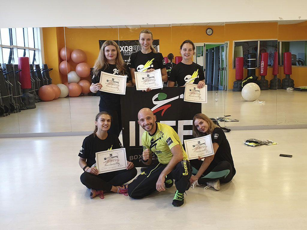 Успешное сотрудничество с Итальянской федерацией бокса и фитнеса IBFF