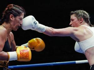 Бокс для девушек или фитбокс?