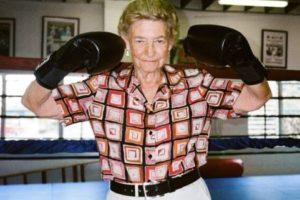 чемпионка мира по профессиональному боксу