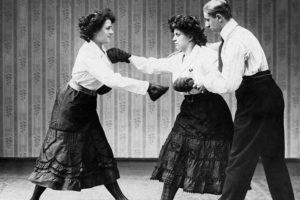 История женского бокса 1