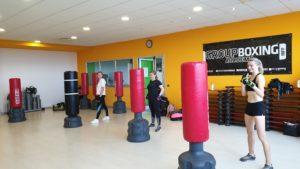 тренировка по фитбоксу